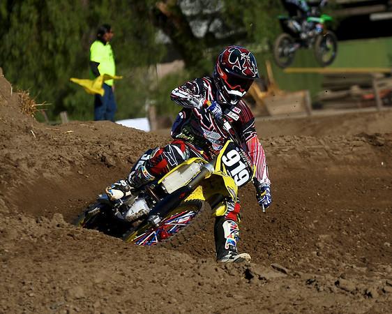 Shawn Rhinhart N. 919 Milestone  Super Pro X