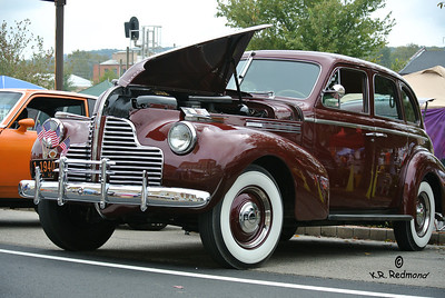 1940 Buick Special Four Door Sedan