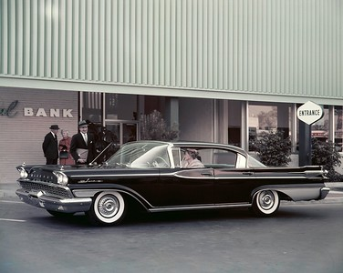 1958 Mercury Park Lane