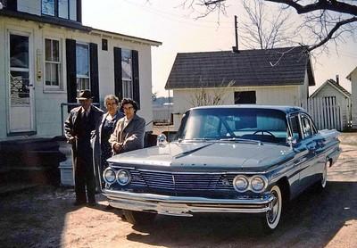 1960 Pontiac Catalina Sedan