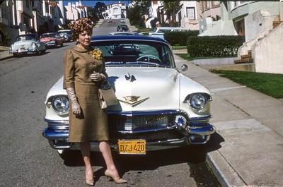 Thelma's Classy 1956 Cadillac