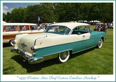 1955 Pontiac Star Chief Custom Catalina