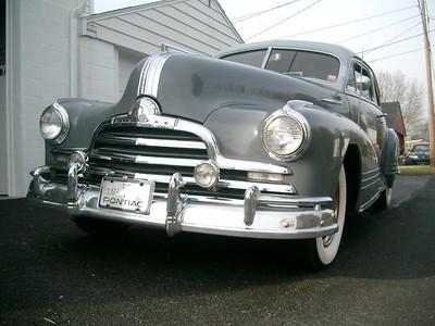 1947 Pontiac Silver Streak