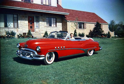 1951 Buick Roadmaster Convertible