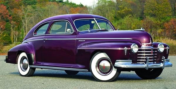 1941 Oldsmobile Dynamic Cruiser