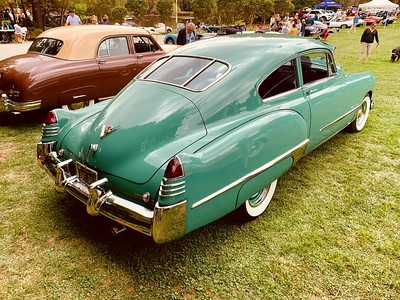 1948 Cadillac Club Coupe