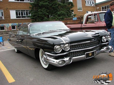 1959 Cadillac Vista Roof Sedan