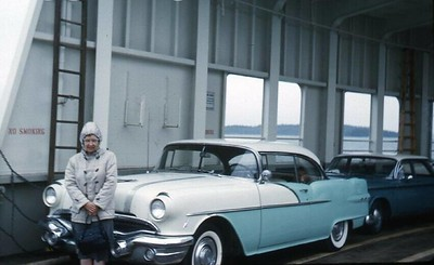 1956 Pontiac Coupe