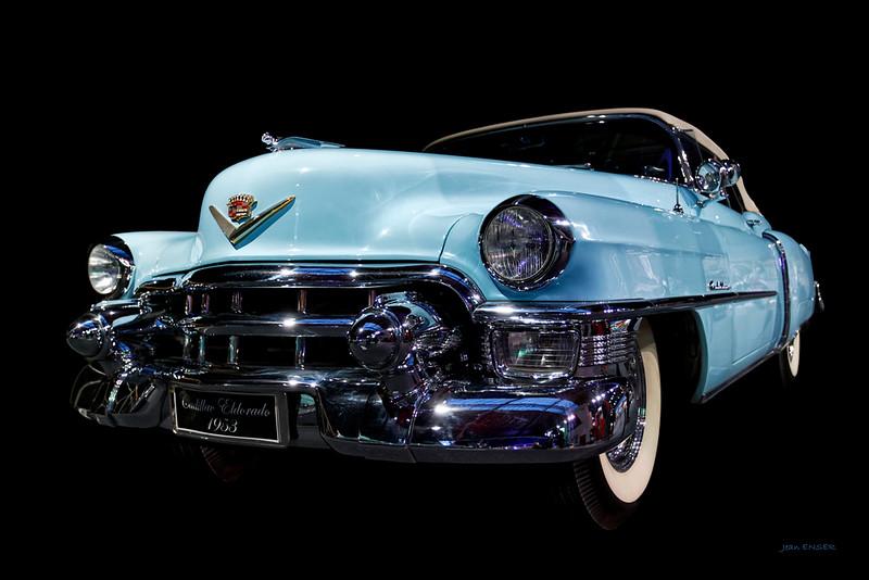 Cadillac Eldorado Convertible - 1953