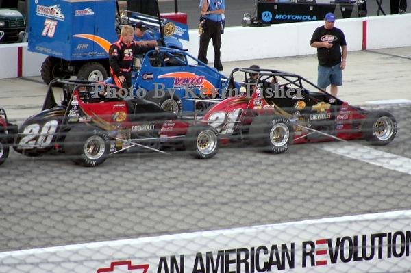 USAC Sprint Cars   073