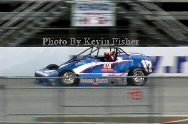 USAC Silver Bullet (Champ Dirt Car) Series - 6/29/07