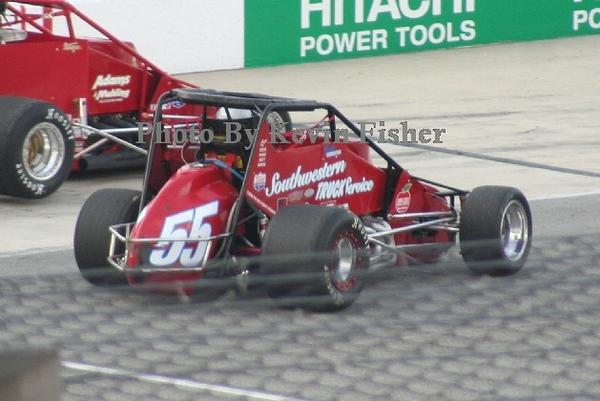 USAC Sprint Cars   071