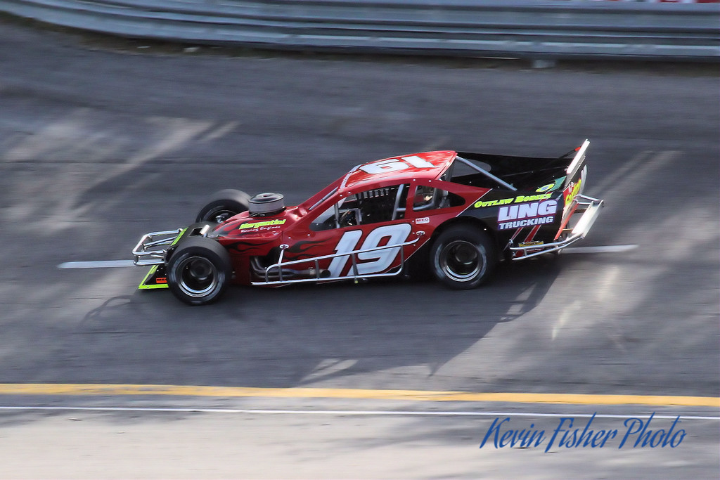 a) Tour Modifieds - Qualifying   016