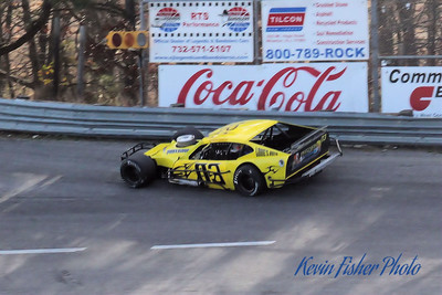 a) Tour Modifieds - Qualifying   014