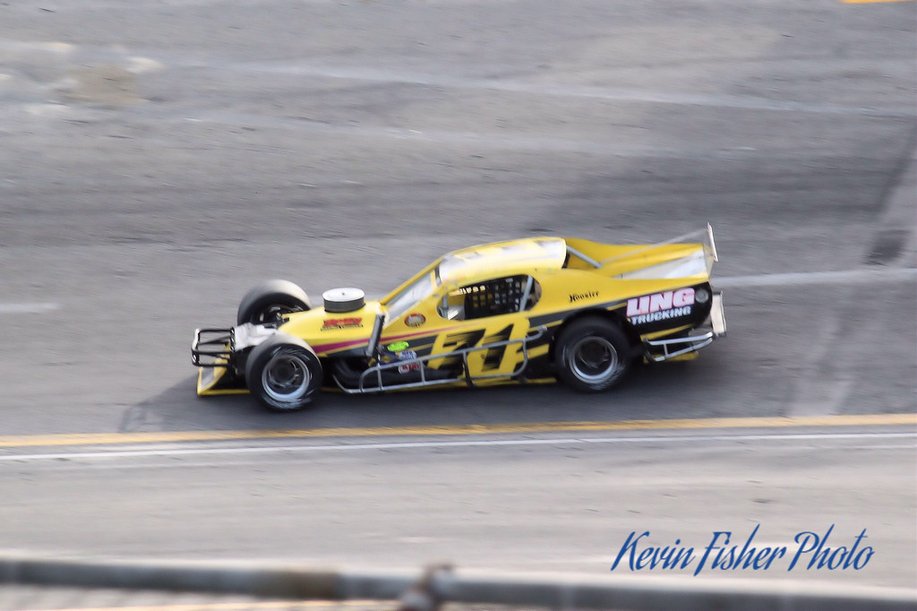 a) Tour Modifieds - Qualifying   008