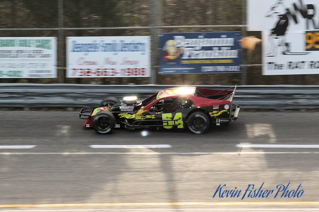 a) Tour Modifieds - Qualifying   003