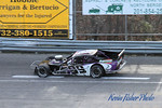 a) Tour Modifieds - Qualifying   012