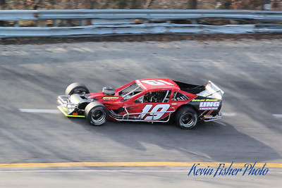 a) Tour Modifieds - Qualifying   017