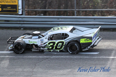 a) Tour Modifieds - Qualifying   007