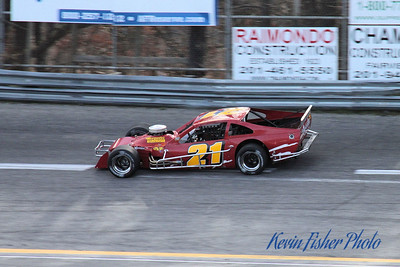 a) Tour Modifieds - Qualifying   013