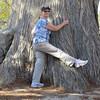 MY SWEET LI'L TREE HUGGER!
