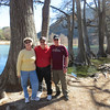 WE VISITED GARNER STATE PARK, THE #1 RATED STATE PARK IN TEXAS.  THE WATER WAS CRYSTAL CLEAR AND ICE COLD.