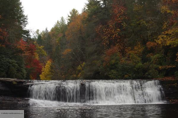 Hooker Falls in the Falls