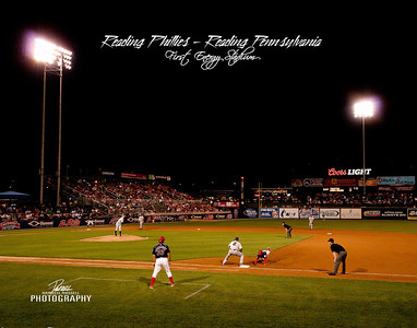 Item# 1096 (Reading Phillies) First Energy Stadium 11x14 Print