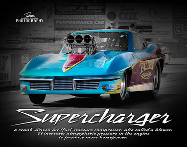 Item# 1091 Drag Racing (Supercharger) 11x14 Print copy