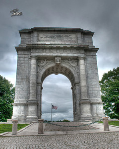 Item# 1125 VALLEY FORGE MEMORIAL  8X10