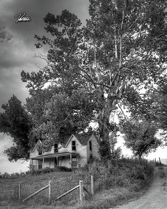 Item# 1074 (THIS OLD HOUSE) KENTUCKY  8X10 copy