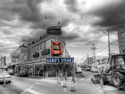"""Geno's - Philadelphia PA"" 2012 Kentucky State Fair - Second Place  What is Digital (COLOR) - Accomplished Division."