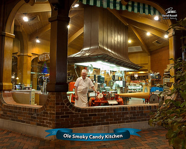 16x20 Ole Smoky Candy Kitchen- Item# 1223