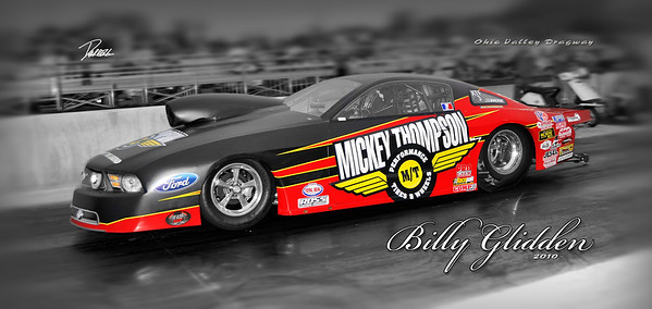 A print i designed for Billy Glidden .