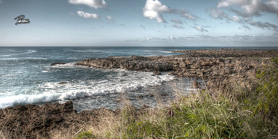 Item# 1207 - North Shore Hawaii - 10x20 Print  copy