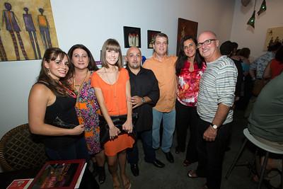 AVDA Havana Nights Fundraiser with Tiempo Libre at the Arts Garage