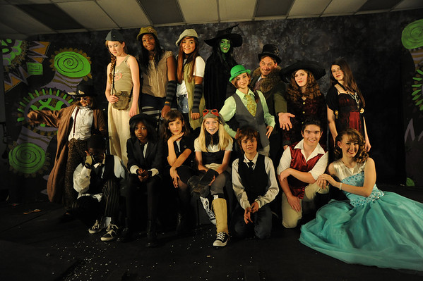 Wicked Group Photos