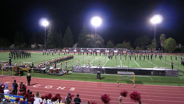 Saratoga HS at  Foothill