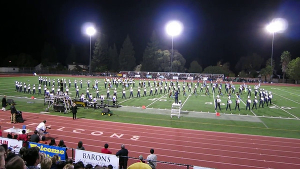 Lindbrook HS at  Foothill