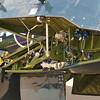The wind locking mechanism of the Corsair