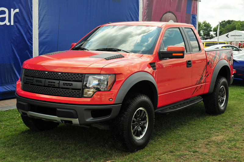 Ford concept pickup truck