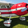Cessna 195, manufactured in 1948.