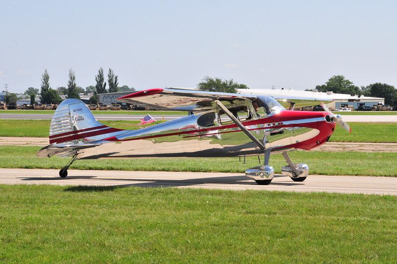 Cessna 170. Manufactured in 1950