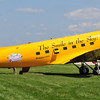 """""""DUGGY"""" the DC-3. Manufactured in 1942."""