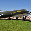 75 years of flying history. The Douglas DC-3