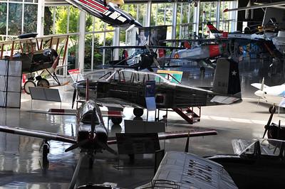 Aviation Museum - Santiago, Chile