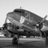 C-47 SKYTRAIN - TROOP/CARGO PLANE