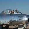 F-86 SABRE JET FIGHTER
