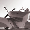 BRITISH SPITFIRE FIGHTER