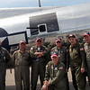 "B-17G ""YANKEE LADY"" FLIGHT CREW (Flight to Adrian, MI, Flag Day, Jun 2011)"